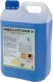 Abrillantador D 5 litros