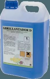 Abrillantador D 5 litros