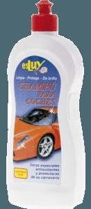 Champu para coches