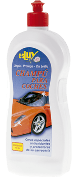 Champú para coches 750 ml