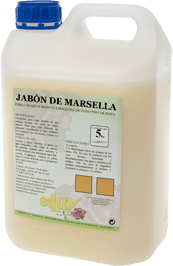 Jabón de marsella 5l