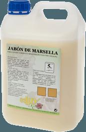 Jabón de marsella 5l