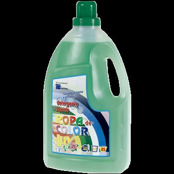 Detergente ropa de color