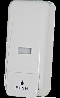 Dispensador de jabón ABS blanco