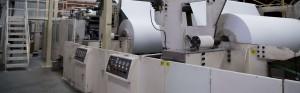 Fabrica de manteles de papel maquinaria