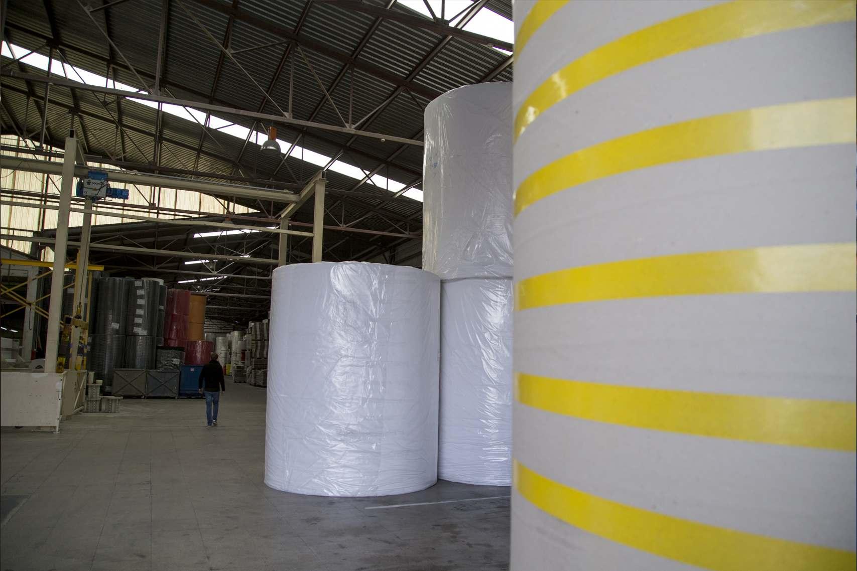 Fabrica de servilletas