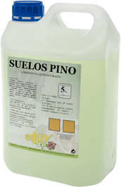 Fregasuelos pino 5 litros