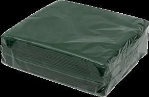 Servilletas de papel Tissue color verde