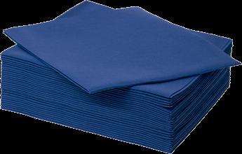 Servilletas papel tissue color azul
