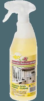 Spray multiusos para cocinas