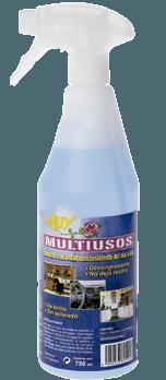 Productos de limpieza del hogar spray multiusos