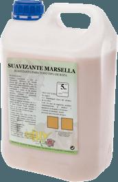 Producto de limpieza industrial suavizante de Marsella