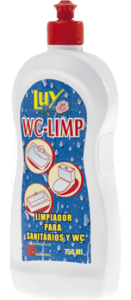 Wc-limp limpiador 750 ml
