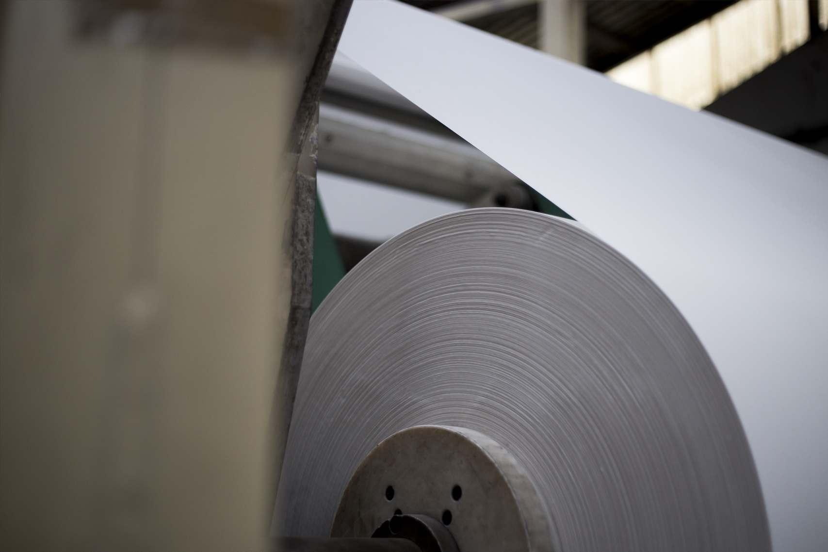 Fabricante de papel Tissue