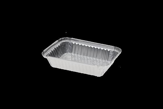 Envase aluminio E 650 MM