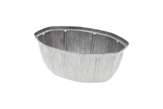 Envases de aluminio circulares S2600