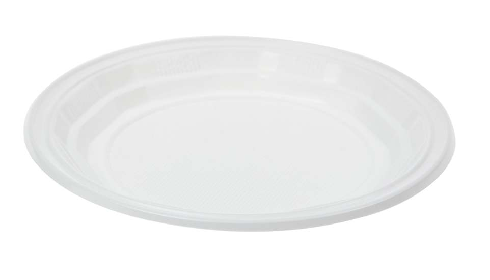 Platos de plástico desechables - Muropapel 7d7d30c07720