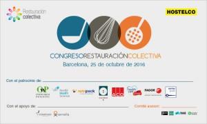 Congreso de restauración colectiva en Barcelona