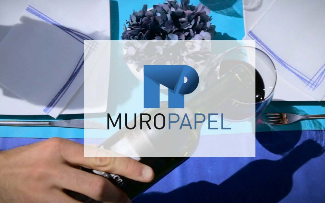Vídeo corporativo de Muropapel