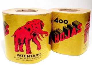 Decoración con servilletas de papel